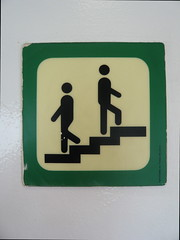 The Break Up Staircase?