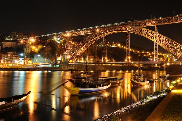 Noche en el Duero