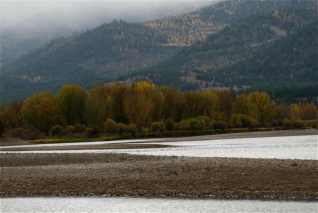 Along the Clark Fork