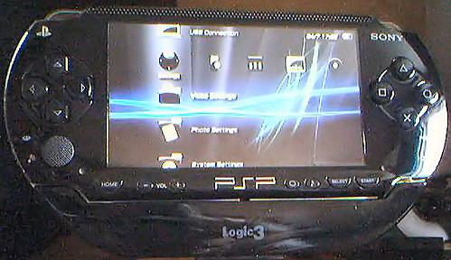 M33 3.51 PSP Theme