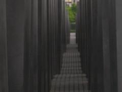 Holocaust Memorial (interior)
