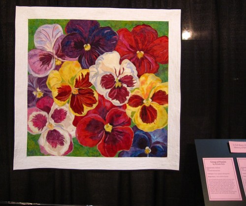 pansies by Melinda Bula