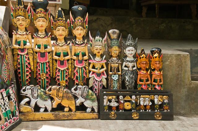 Souvenirs at Gunung Kawi
