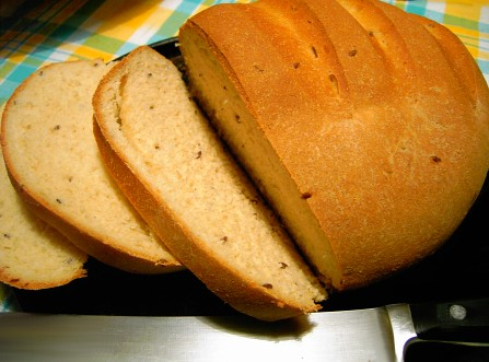 linseed loaf