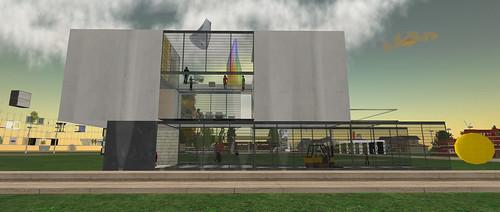Linden Lab\'s Virtual Bank