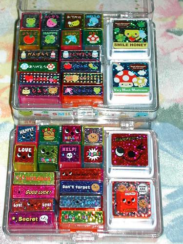 Q-Lia Stamp Sets (1)