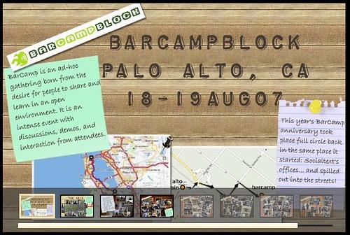 BarCampBlock 2007- scrapblog.com