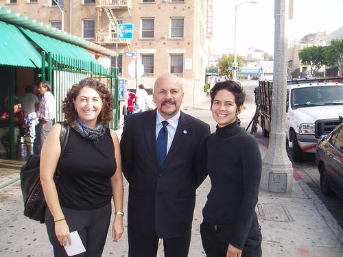 Jill Sourial, CM Reyes, Allison Mannos