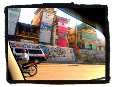 HaNoi ceramic wall (three)
