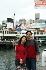 Darling Harbour_Vicky & Ben