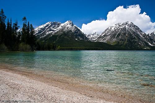 Beaches of Leigh Lake