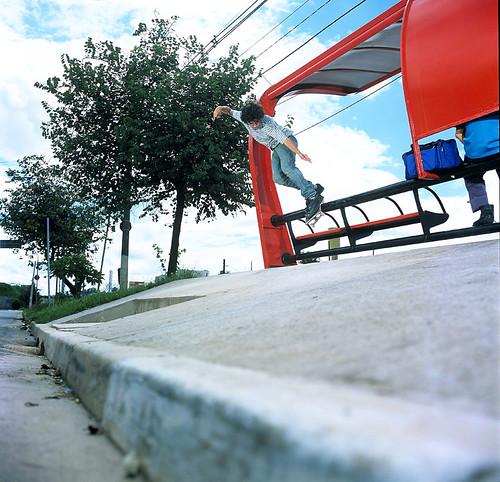 Alexandre Cotinz - bs smith - Sampa (2007) - Foto: Renato Custódio