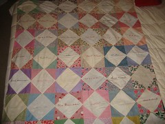 Friendship Quilt by Jen's Grannie & friends