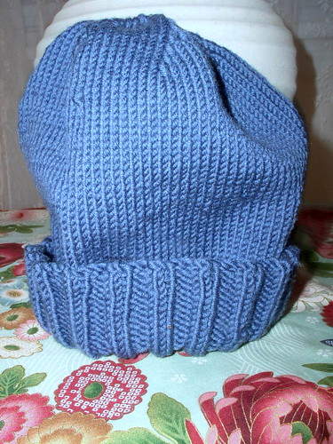 SB's finished hat