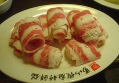 [吃] 蜀山饌_(3) 美國肥牛