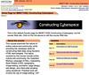 Default course site home page