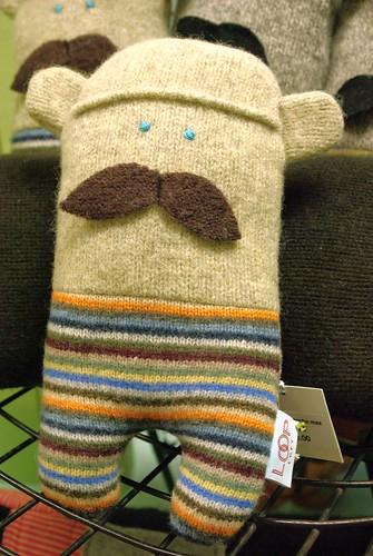 Like My Mustache?