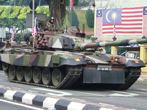 Primer PT-91M en presentacion oficial