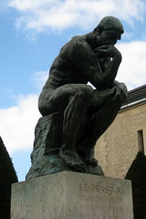 Paris - Musée Rodin: The Thinker