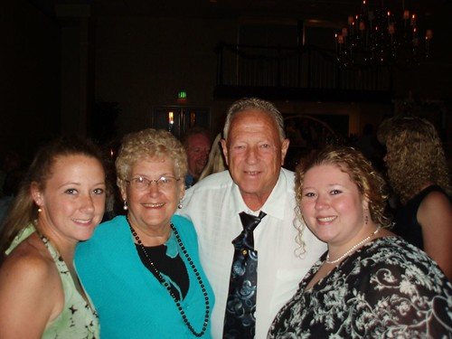 Laura, Grandmom, PopPop and I