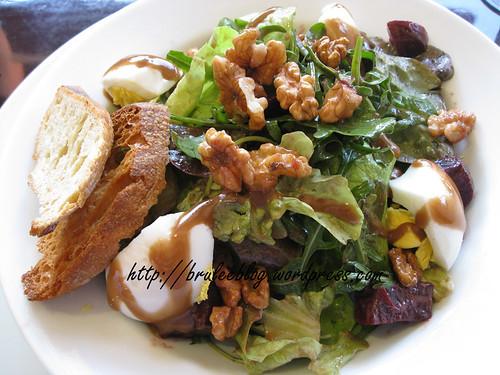 Brasserie Lipp salad