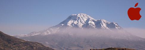 Nevado Chimborazo - Ecuador