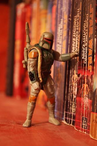 Boba Fett and my Star Wars novels
