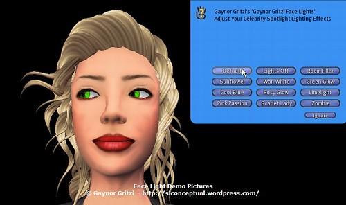 Face Light Demos 001