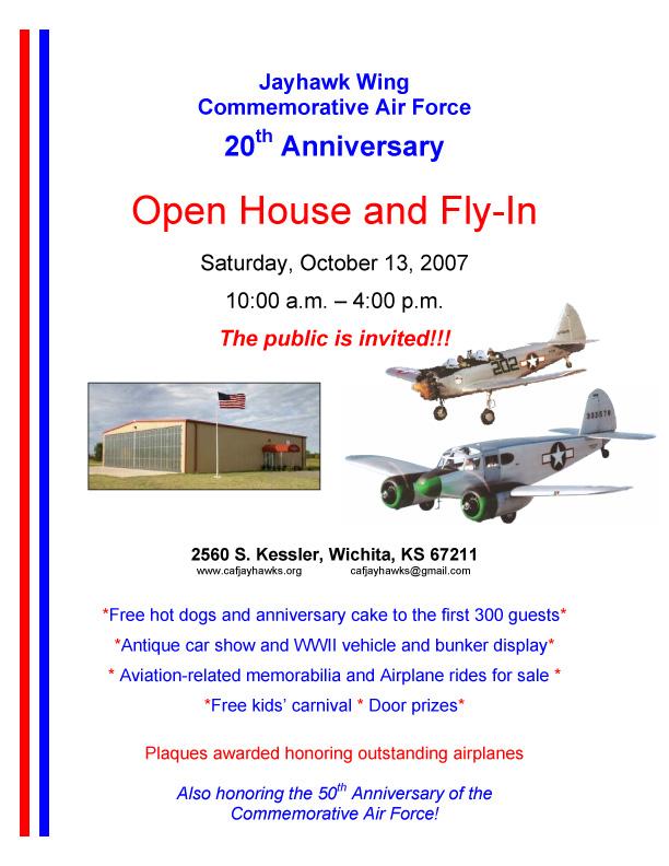 CAF Jayhawk Wing Flier
