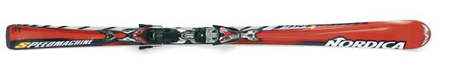 Nordica, Speedmachine, Mach 3 XBi, Skis, 2008