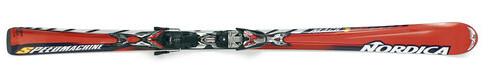 Nordica, Speedmachine, Mach 3 XBi, Skis, 2008