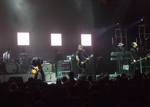 Interpol Live at Agganis Arena, Boston