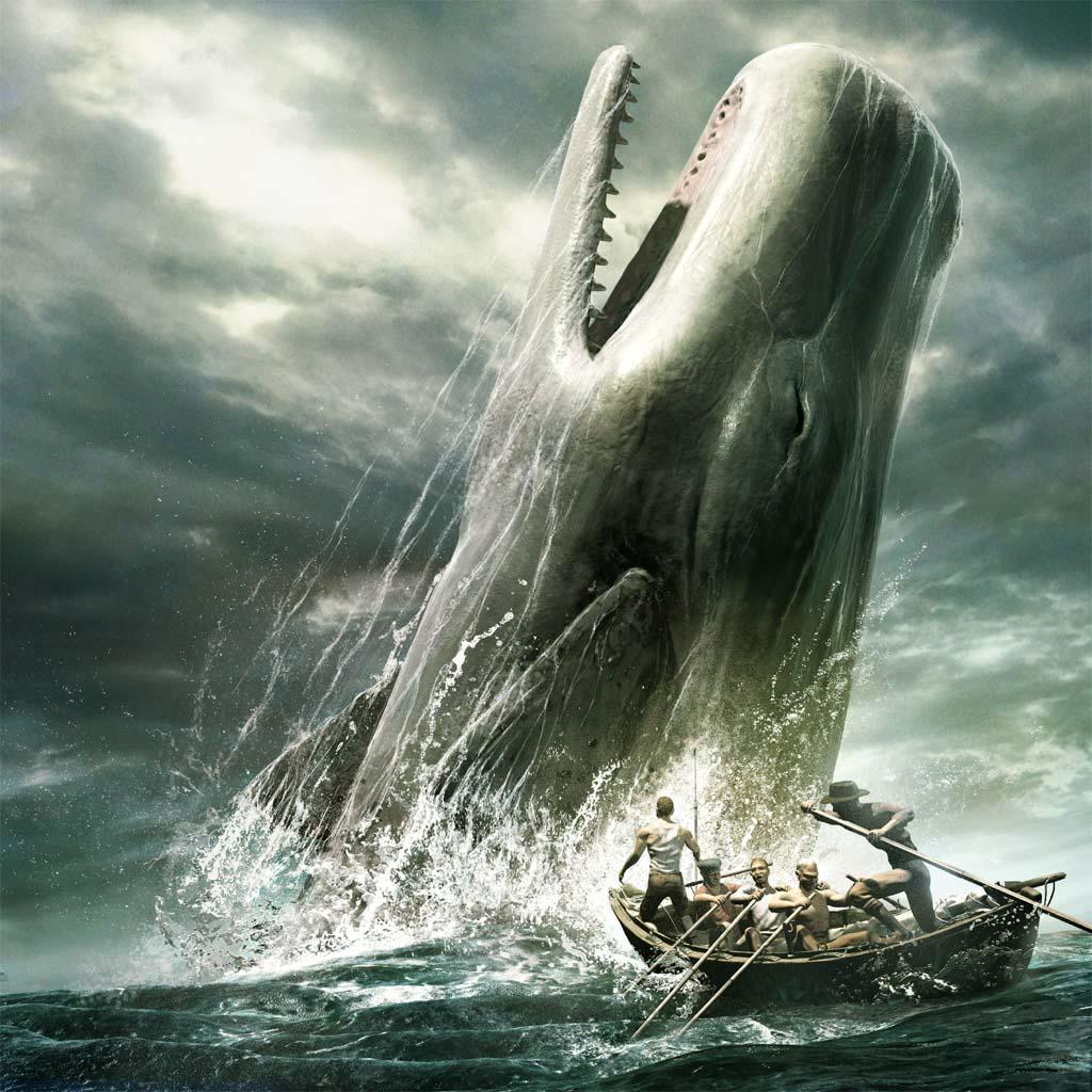 Der sterbende Wal