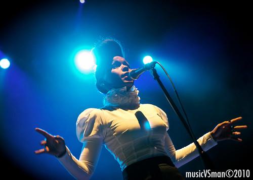 Janelle Monáe @ The Pageant - 10.21.10