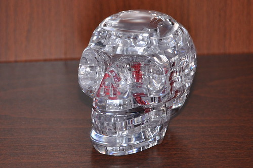Crystal Skull Puzzle mkII.