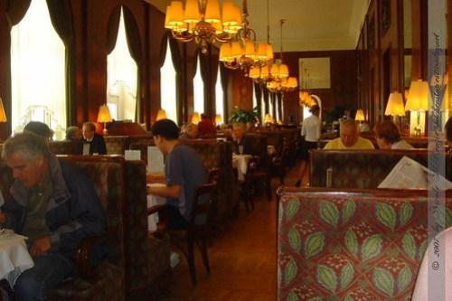 Landtmann-Blick ins Kaffeehaus