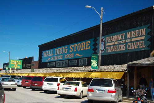 Wall Drug, Wall, South Dakota