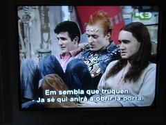 «The Young Ones» en versió original subtitulada