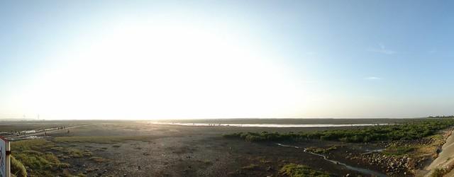 風情海岸全景