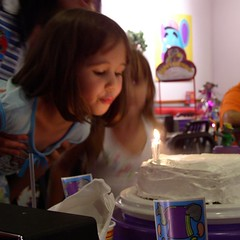 Minimike's 4th birthday