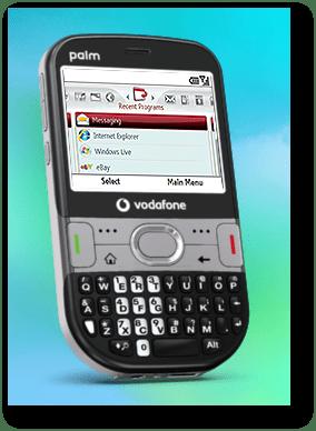 Palm Treo 500v (nero)