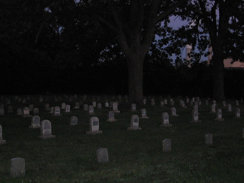 Cemetary on H