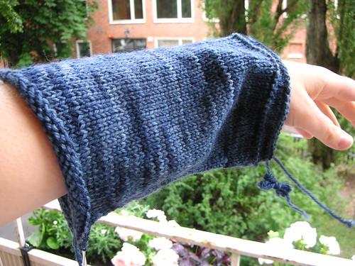 1st sleeve