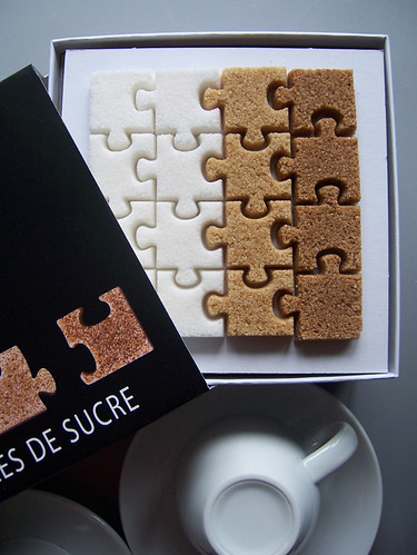 sugar puzzle pieces
