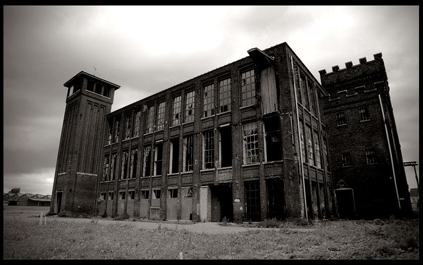 urbex urban exploration decay abandoned belgium infiltration belgique tissage filature camille de stoop