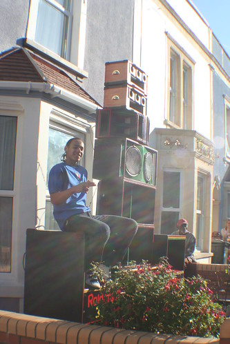 one man and his speakers