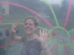 i love my bubble!
