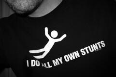 187 Monday - stunt double -