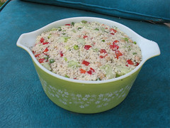 cucumber & couscous summer salad