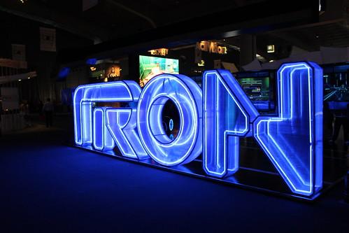 EGS 2010: Tron